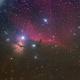 Horsehead Nebula (RGB only),                                Jamie Smith
