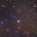 ngc 2261, nebulosa variable hubble,                                AlbertoMorales
