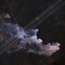 IC 2118 - Witch Head Nebula,                                Kasra Karimi
