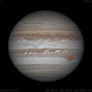 Jupiter - 2017/03/19 07:39 UTC,                                Chappel Astro
