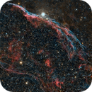 Ngc 6960 Veil Nebula,                                ozstronomer