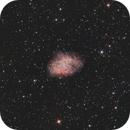M1, Crab Nebula,                                Antanas Paulauskas