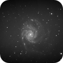 M101 Pinwheel Galaxy,                                Connolly33