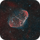 The Crescent Nebula - NGC6888,                                Andreas Eleftheriou