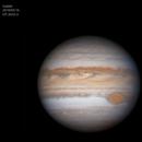 Jupiter and the GRS 16-May-2019,                                Rouzbeh