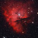 NGC 281 Pacman  nebula,                                Giancarlo Vignale