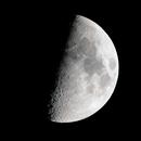 Lunar Mosaic, Half moon,                                antonenright