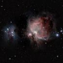 M42 - Orion Nebula,                                Kemal Öz