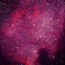 NGC7000 North American Nebula,                                Göran Nilsson