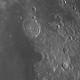 Moon from Posidonus via Gardner Megadome to Plinius,                                Riedl Rudolf