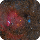 Cone Nebula, IC2169,                                Hiroling78