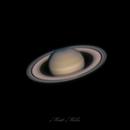 Saturn in RGB,                                Matt