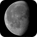 """High resolution Moon mosaïc of 100MP with 10.2"""" VMC260L telescope **please look at the full version**,                                Phil Cambre"""