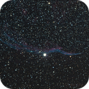 Nebulosa do Véu (NGC 6960),                                Sandro Rosa