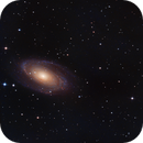 M81 and M82 from Bortle 9,                                Michal Lackovic