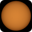 Sunspots 2021-02-23,                                Urtzi Odriozola Lizaso