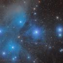 Pleiades (M45),                                JMDean