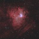 NGC1491,  T150 f/5  /  ATIK ONE  / AZEQ5,                                Pulsar59
