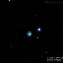 Eskimo Nebula,                                Carlos A. Archila