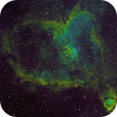 Heart Nebula (IC 1805),                                njherr