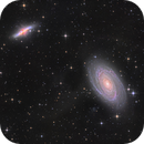 M81 / M82 in Ha-L-RGB,                                Jonas Illner