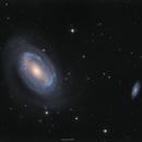NGC 4725 LRGB,                                John
