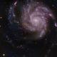 M101/Pinwheel Galaxy,                                John Kroon