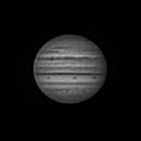 Jupiter - Green filter - 01/10/2021,                                Umberto Belladelli