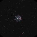 Beautiful surroundings of NGC 6543 Cat's Eye Nebula,                                Maciej