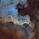 Cygnus wall - SHO (starless),                                U-ranus