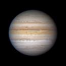 Jupiter on April 25, 2021,                                Chappel Astro
