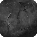 IC1396 The Elephant's Trunk in Ha,                                Chris