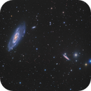 M106 and neighbors 2,                                Masahiro Takahashi