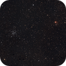 M36 - Pinwheel Cluster  (with NGC 1931 - The Fly Nebula),                                Dale Hollenbaugh