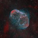 NGC 6888 The Crescent Nebula,                                Alexander Zaitsev