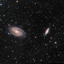 M81 & M82,                                ashley