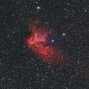NGC7380 Wizard Nebula,                                PeterCPC