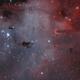 NGC281 Pacman interior,                                Lukasz Socha