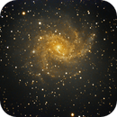 Fireworks Galaxy - NGC6946,                                Ray's Astrophotography