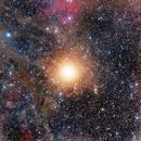 Betelgeuse ->NASA APOD May 11 2020,                                Adam Block