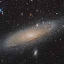 Andromeda from Montana skies,                                gturgeon