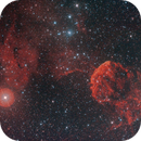 Jellyfish Nebula_IC 443,                                J_Pelaez_aab
