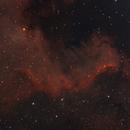 NGC7000,                                Olli Arkko