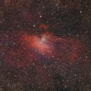 M16 - Eaglenebula,                                Andreas Reifke