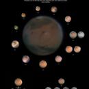 Mars collage 17-01 --> 21-03,                                Edwin Pottillius