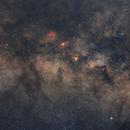 Milky Way in Sagitarius,                                Marek Smiatacz