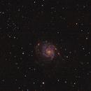 Messier 101,                                João Gabriel Fonseca Porto
