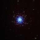 Messier 13 (M13),                                Pablo Lewin