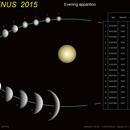 Phases of Venus 2015,                                Lujafer