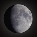 Waxing Gibbous Moon 22.02.21,                                Lewis